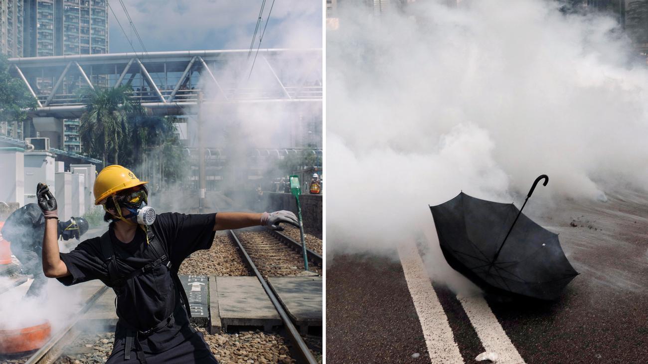 Hongkong: Niemand wird kritisiert, auch radikale Aktivisten nicht