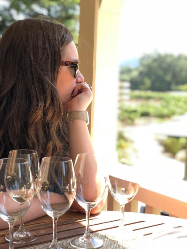"""Ruby Warrington: """"Alkohol hat alles einfach noch zehnmal schlimmer gemacht"""""""