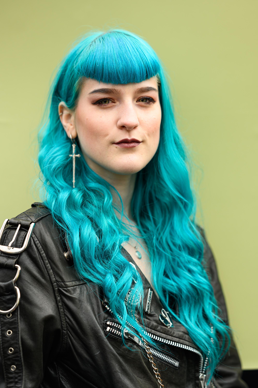 Klimaprotest: Betty, 28, Art Director aus Düsseldorf