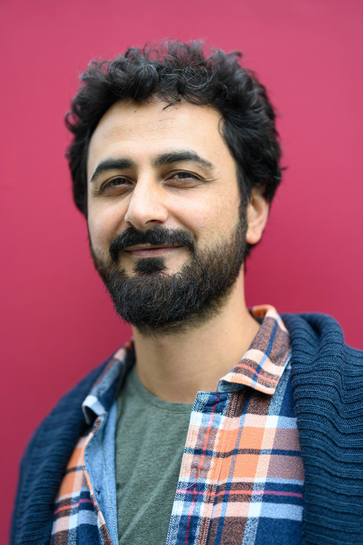 Klimaprotest: Serdar Gül, 34, arbeitet als Erzieher in Berlin