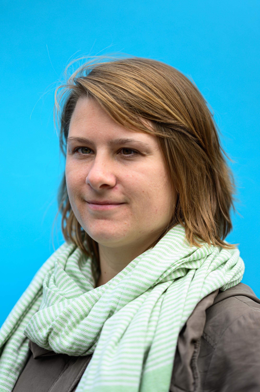 Klimaprotest: Signe Heins, 29, Studentin aus Berlin