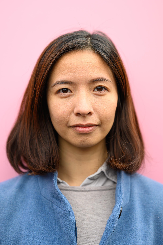 Klimaprotest: Thuy Anh, 31, arbeitet in der Wissenschaftskommunikation, aus Berlin