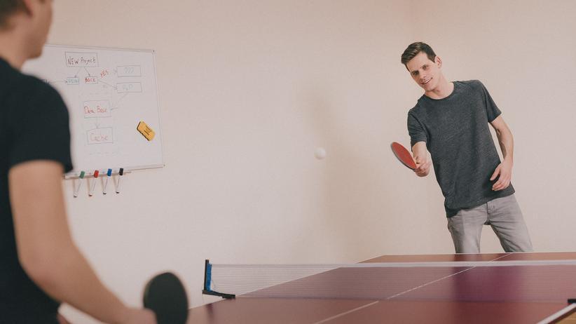 Spaß am Arbeitsplatz: Wenn's Spaß macht