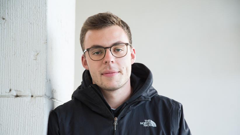 Junge AfD-Wähler: Pascal Wagenschwanz, FDP-Wähler