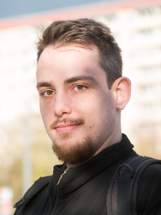 Junge AfD-Wähler: AfD-Wähler; Daniel Panneck 27; Landeshauptstadt Erfurt; Oktober 2019; Umfrage zu Thüringen nach der Wahl; junge AFD Wähler