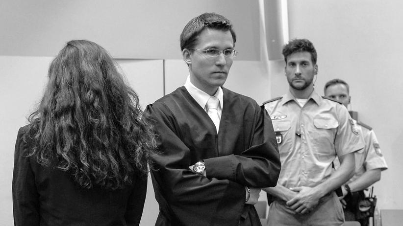 """Strafverteidiger : """"Ich verteidige den Täter, nicht die Tat"""""""