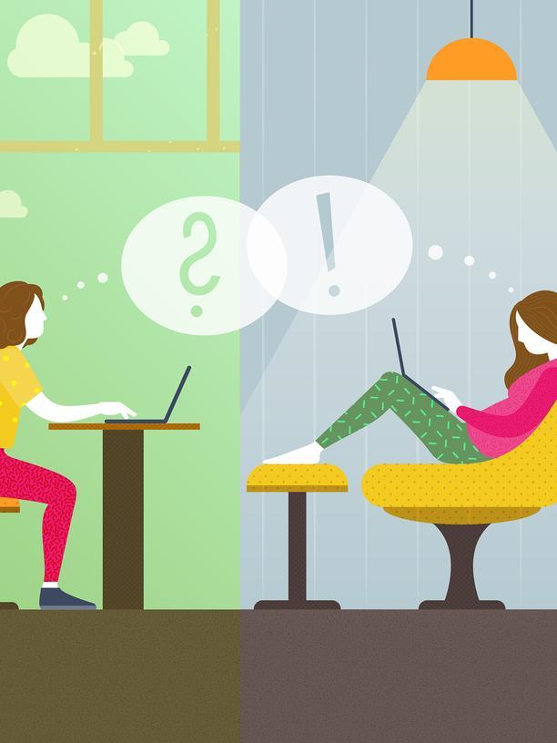 Psychische Erkrankungen: Ich hoffe, dir geht's gut? Nein, das tut es nicht