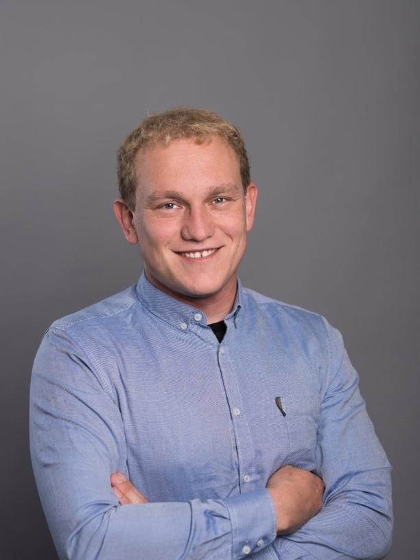 Grundrente: Matthias Schröder, 30, Vorstandsmitglied im Bundesjugendring