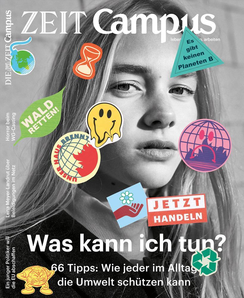 WG-Castings: Dieser Text stammt aus dem ZEIT Campus Magazin 3/19. Das aktuelle Heft können Sie am Kiosk oder hier erwerben.