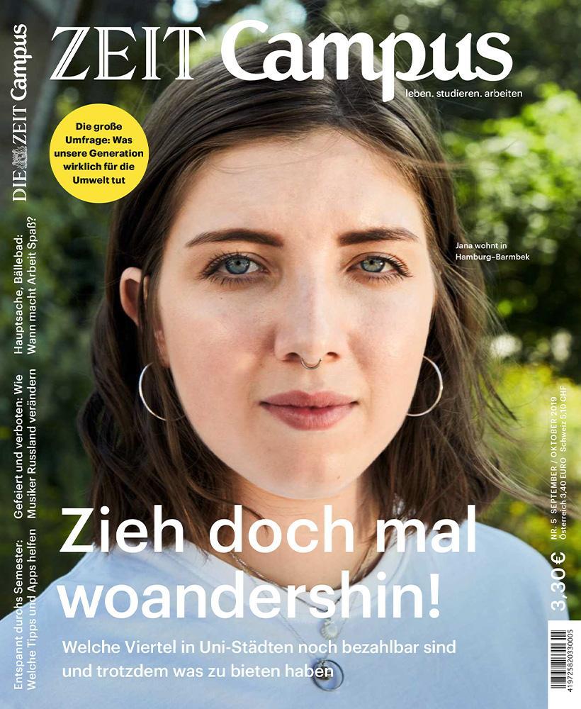 ZEIT-Campus 5/2019