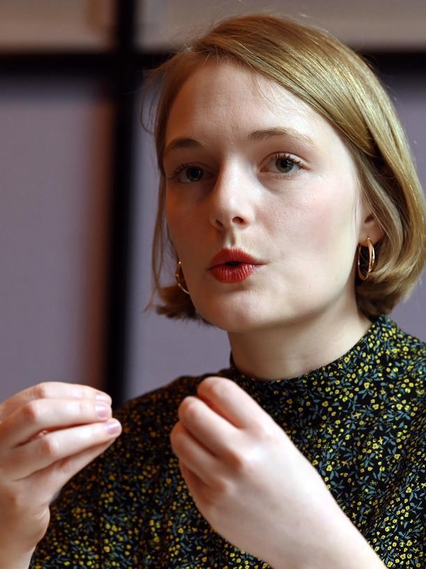 Junge Liberale: Die Bundesvorsitzende der Jungen Liberalen Ria Schröder