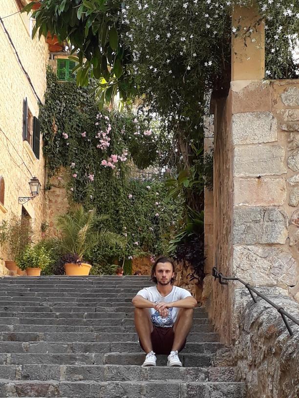 Auslandssemester: Matti Helmrich ist jetzt in Berlin