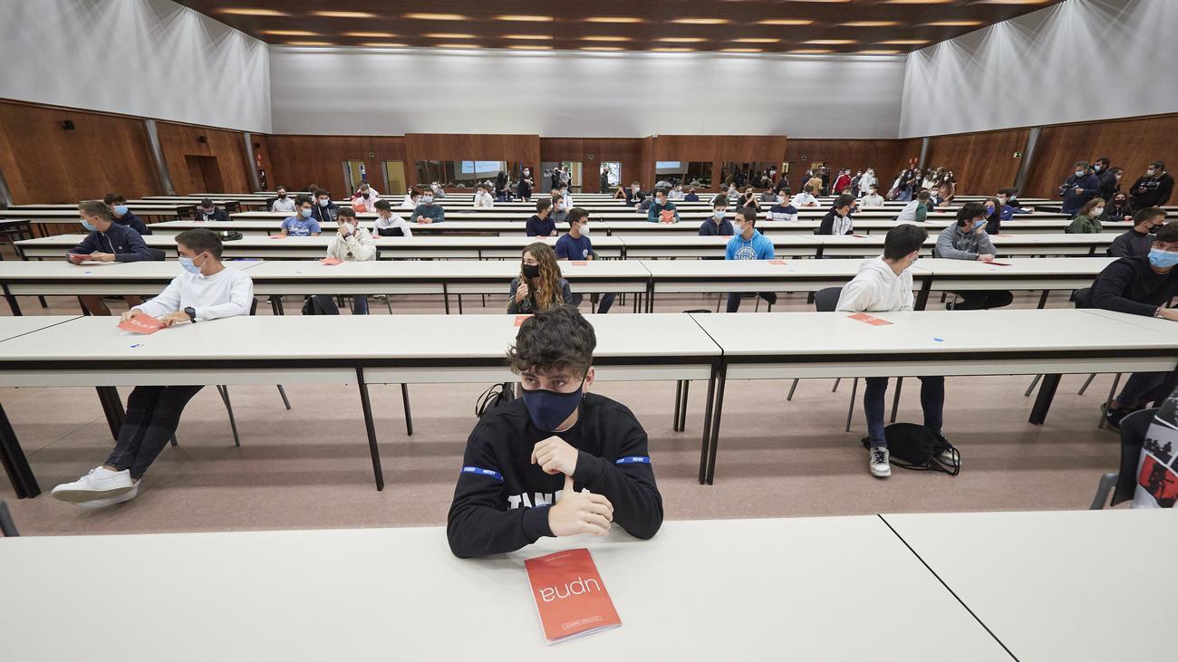 Zeit Studium Test