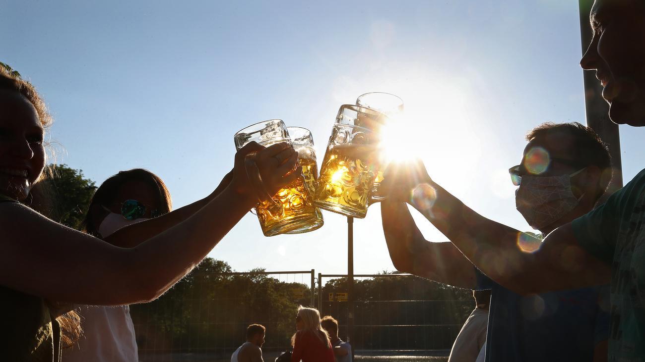 Bierkonsum In Bayern