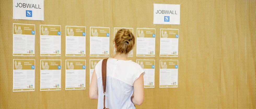 """""""DIE ERSTEN 100 TAGE IM JOB"""": Fotostrecke Dresden"""