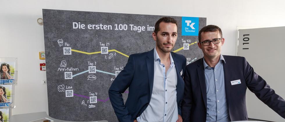 """""""DIE ERSTEN 100 TAGE IM JOB"""": Fotostrecke Deggendorf"""