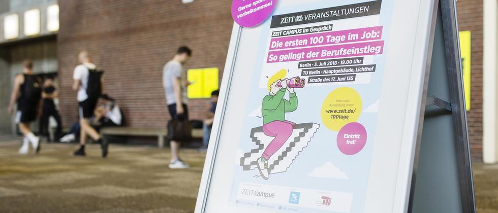 """""""Die ersten 100 Tage im Job"""": Fotostrecke Berlin"""
