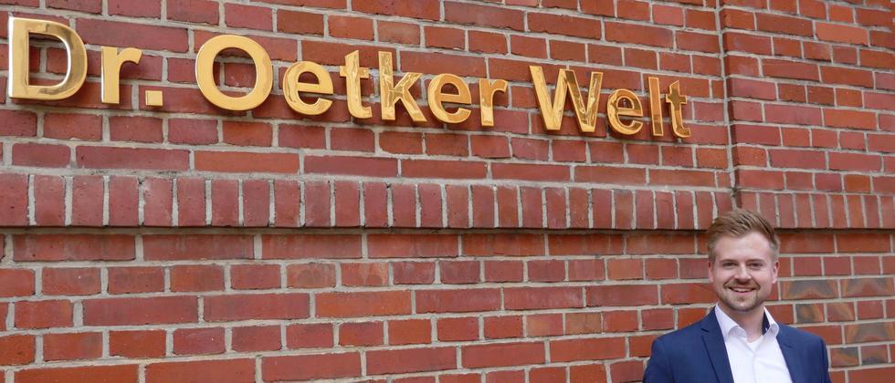 """Dr. Oetker: """"Zeigen Sie Begeisterung für den Arbeitgeber"""""""