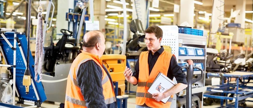 """STILL GmbH: """"MINTler übernehmen bei uns innovative, zukunftsorientierte Projekte"""""""