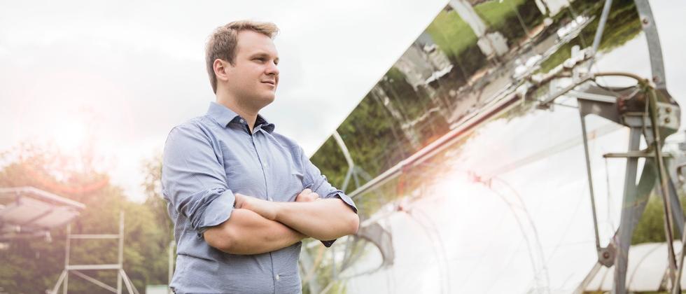 DLR - Solarforschung: Chemie-Rätsel lösen mit neuen Rechenverfahren