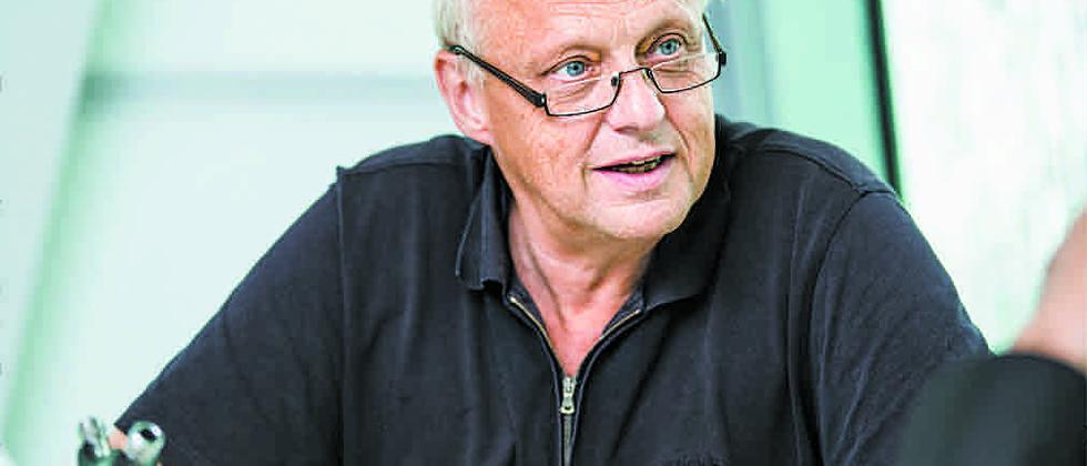 """Forschungskosmos: """"WIR BRAUCHEN EINE AKTIVE STRUKTURPOLITIK!"""""""