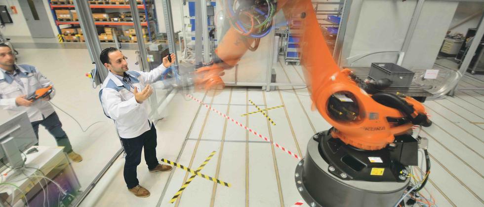 Allianz 3Dsensation: Maschinen lernen Verstehen