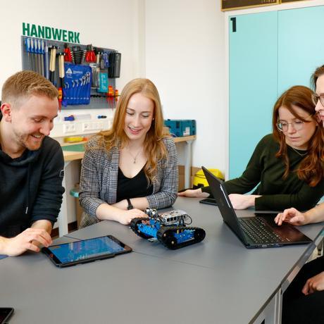 Pädagogische Hochschule Weingarten (PHW): Forschen mit und für die Gesellschaft
