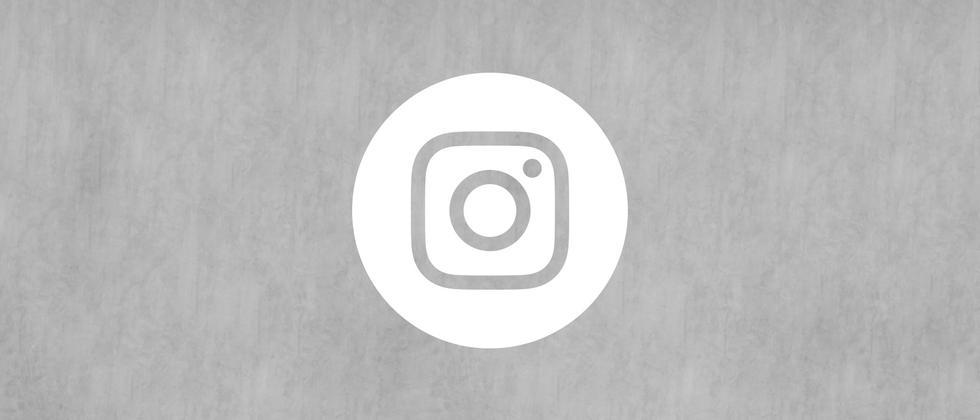 Folge der TK auf Instagram