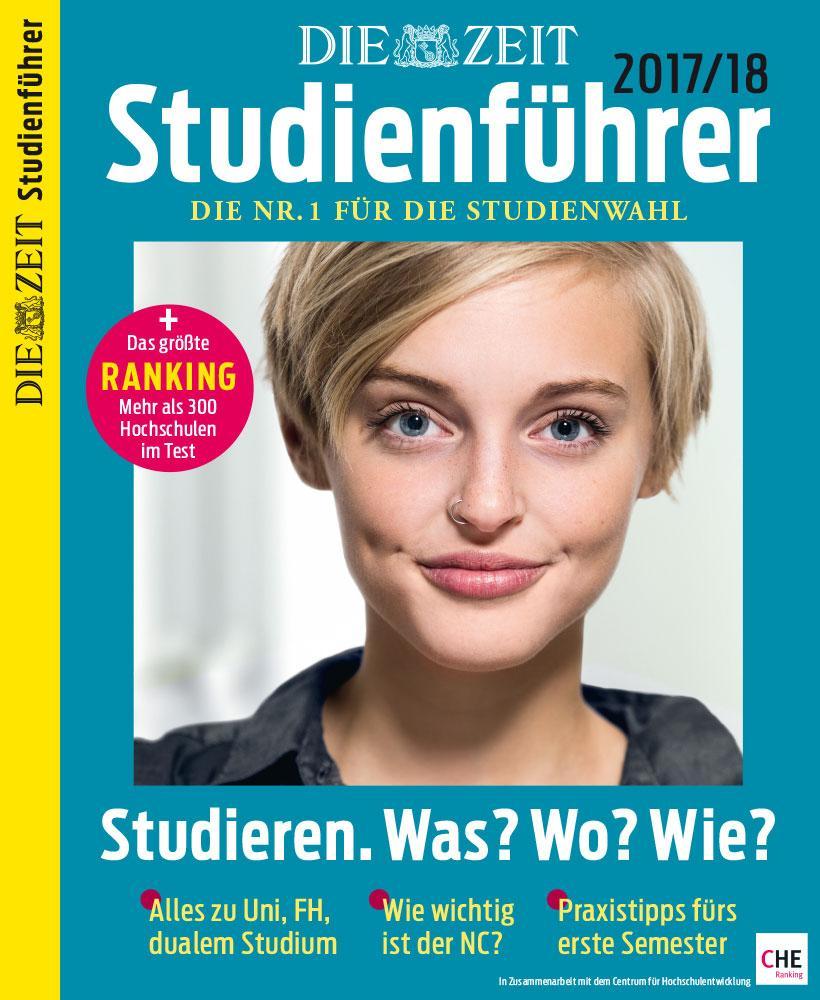 ZEIT Studienführer 2017/18