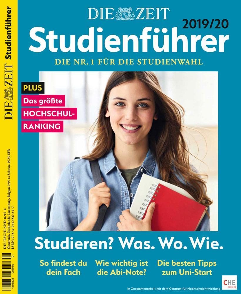 ZEIT Studienführer 2019/20