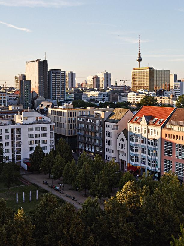 ZEIT Germany: Silicon Allee