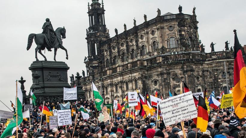 Diversity: Stranger in Saxony