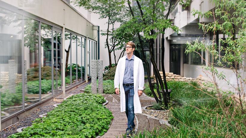 Research: Suburban scientist