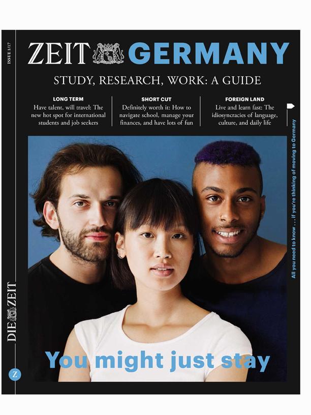 ZEIT Germany 1/2018