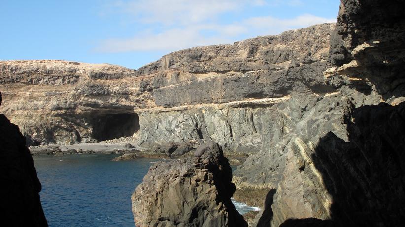 Höhle bei Ajuy, Fuerteventura