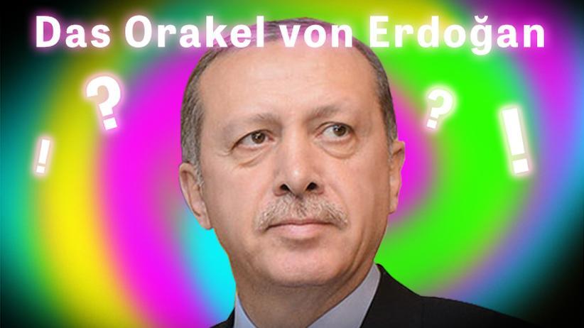 Meme-Generator: Das Orakel von Erdoğan