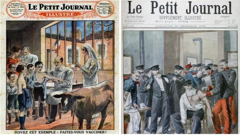 Impfen in Frankreich