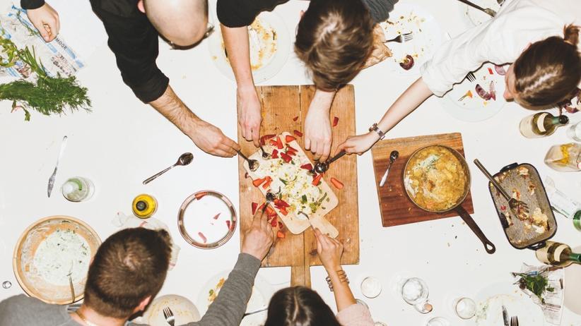 Kochwoche: Einladung zum Mittagessen