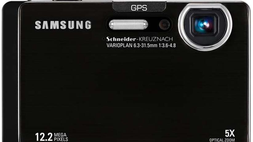 Ausprobiert Samsung ST1000: Wo war das noch?