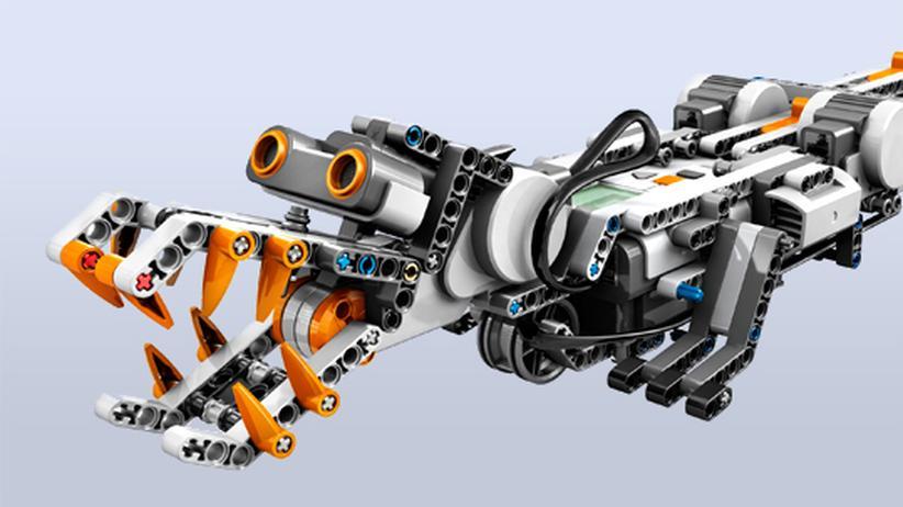 Ausprobiert Lego Mindstorms: Klötze für Papa und Mama