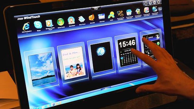 CES 2010: Microsoft möchte Apple mit Tablet zuvorkommen