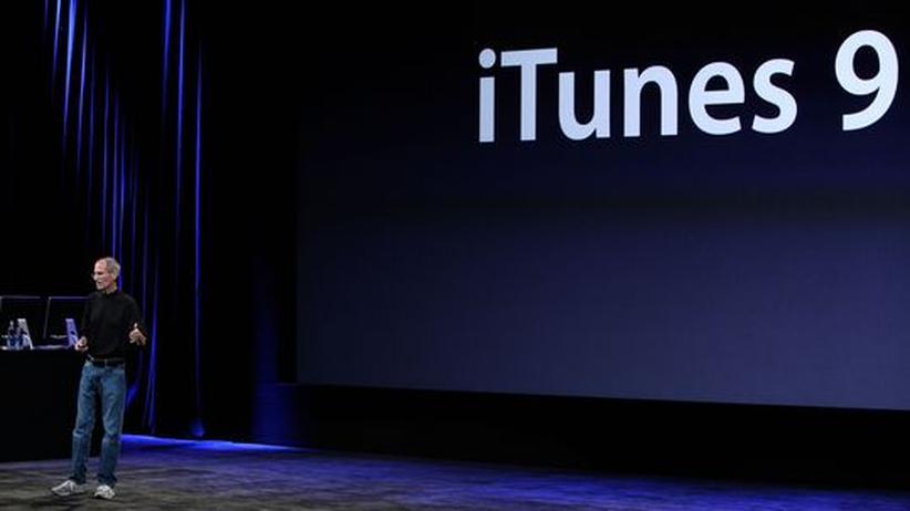 Apple-Hack: Einbruch im iTunes-Shop