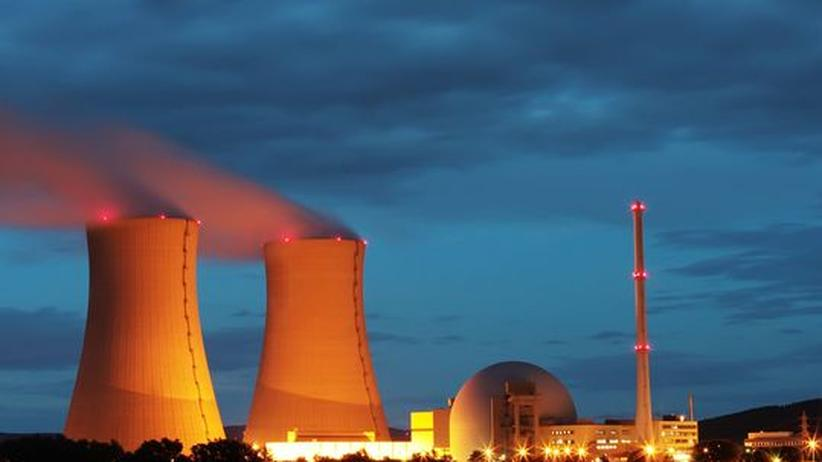 Auch die Steuerungssoftware von Atomkraftwerken, hier Grohnde, könnte Ziel von Trojaner-Angriffen werden