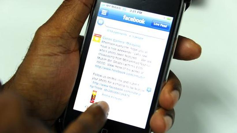 Soziale Netzwerke: Facebook verarbeitet neuerdings die Standortinformationen der Nutzer
