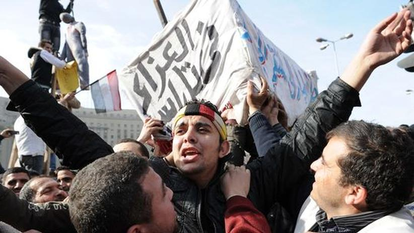 Netzsperre: Ägyptens Netz ist tot – es lebe das Netz