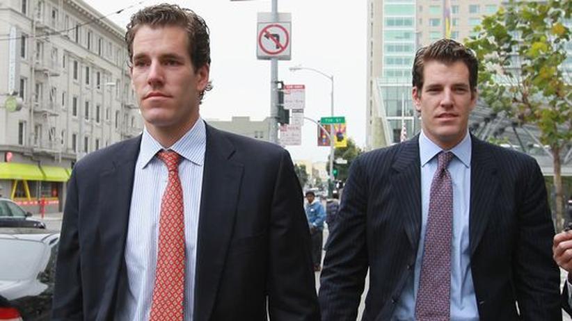 Geistiges Eigentum: Winklevoss-Zwillinge geben im Facebook-Rechtsstreit nach