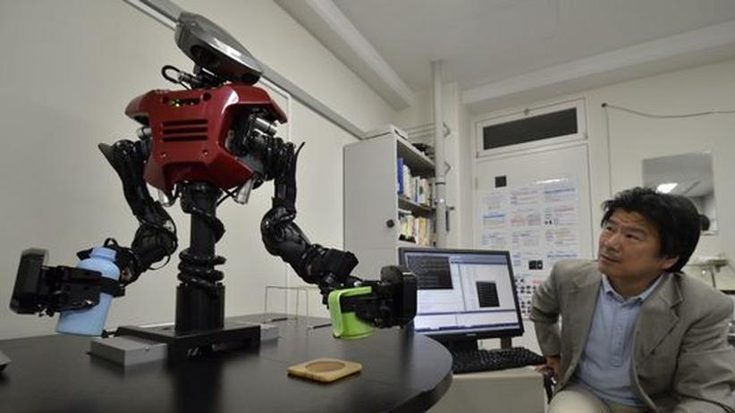 """Roboter-Ethik: """"Bald sind sie überall"""""""