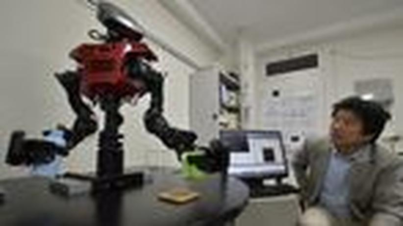 """Roboter-Ethik: """"Maschinen mit Gefühlen sind ein kultureller Mythos"""""""
