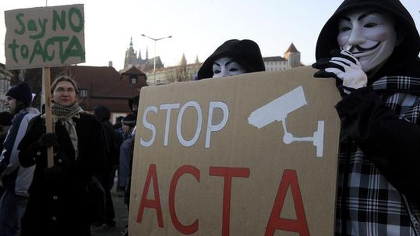 Internet: Polen steigt aus Acta-Abkommen aus