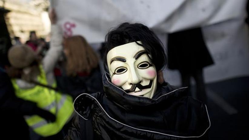 Kundus-Untersuchung: Anonymous irritiert mit angeblichem Daten-Hack